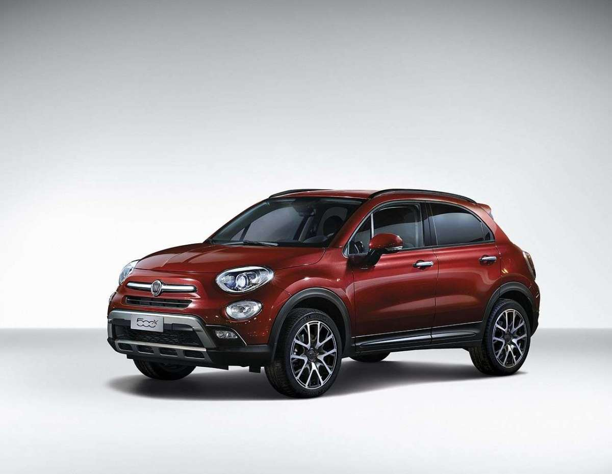 Fiat 500X MY 2017 Cross Look