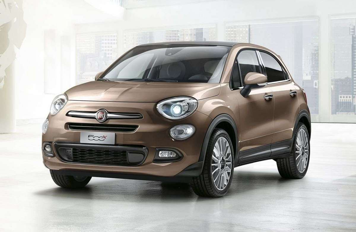 Fiat 500X MY 2017 City Look