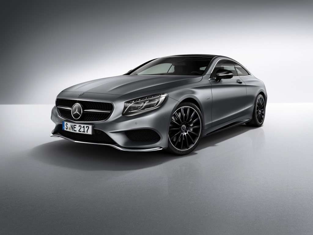 Mercedes Classe S Coupe Night Edition