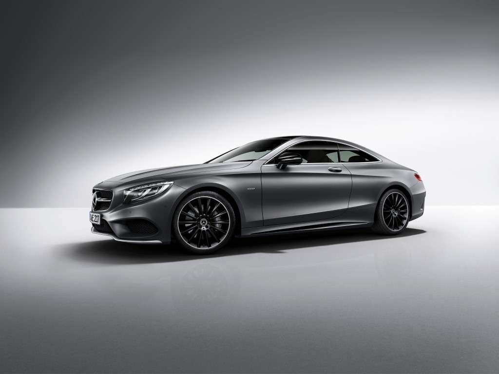 Caratteristiche di Mercedes Classe S Coupe Night Edition