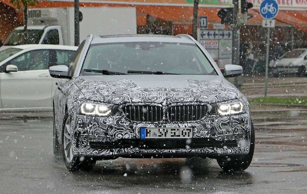 BMW Serie 5 Touring 2017 muso