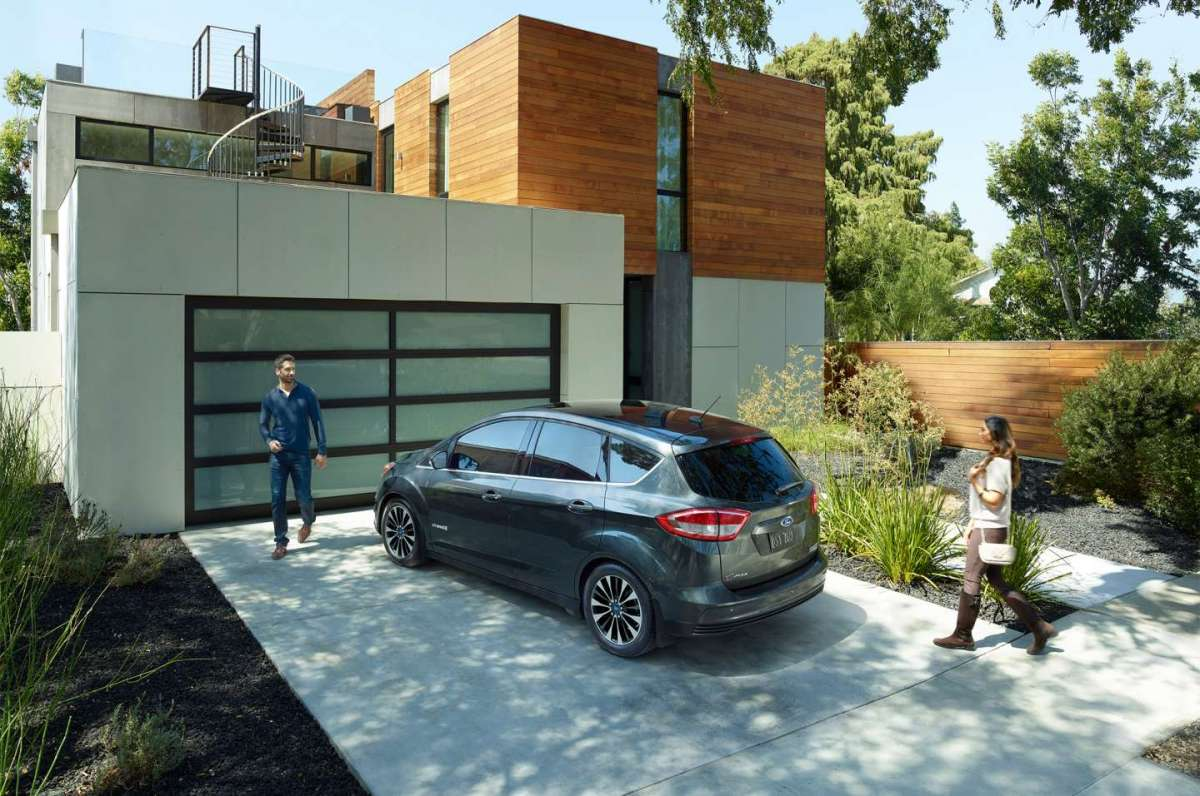 Restyling per Ford C-Max