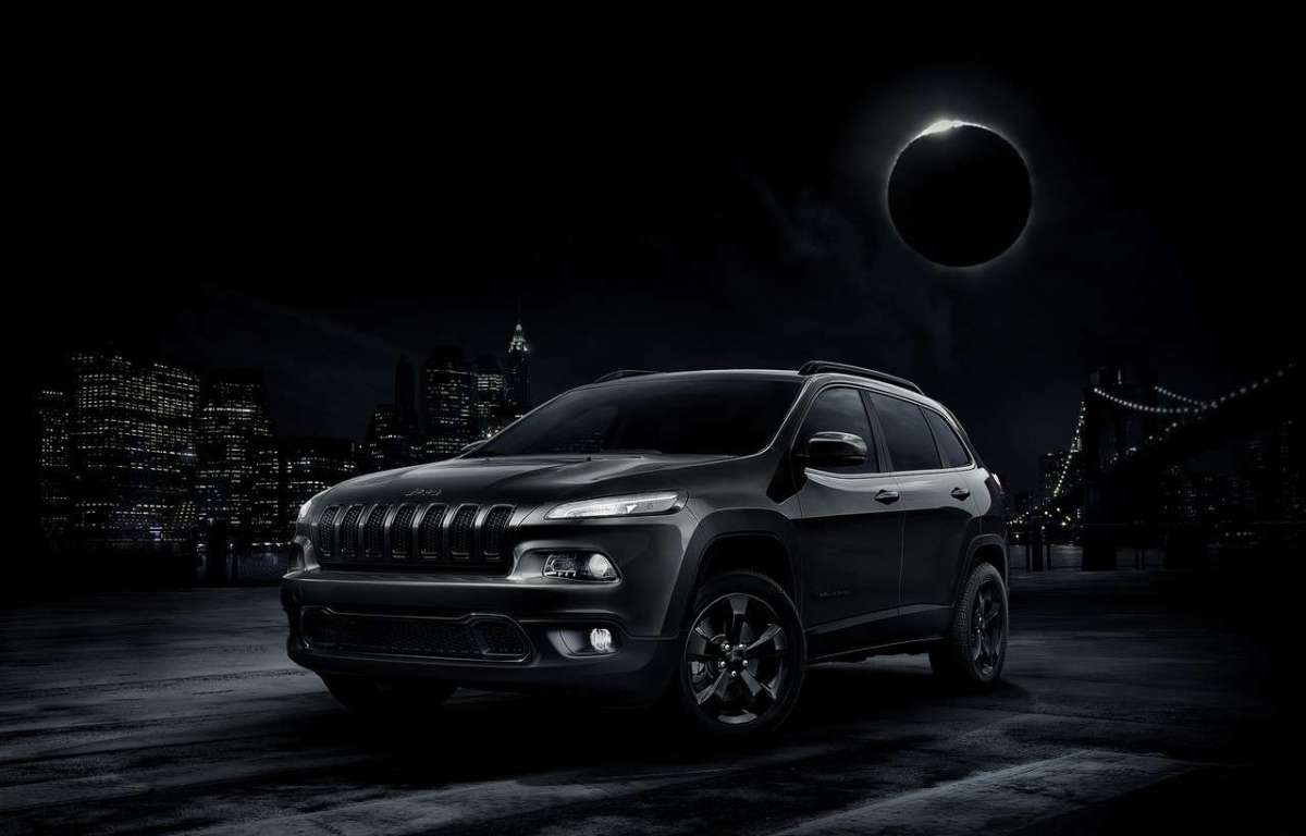 Jeep Cherokee Night Eagle II 2017