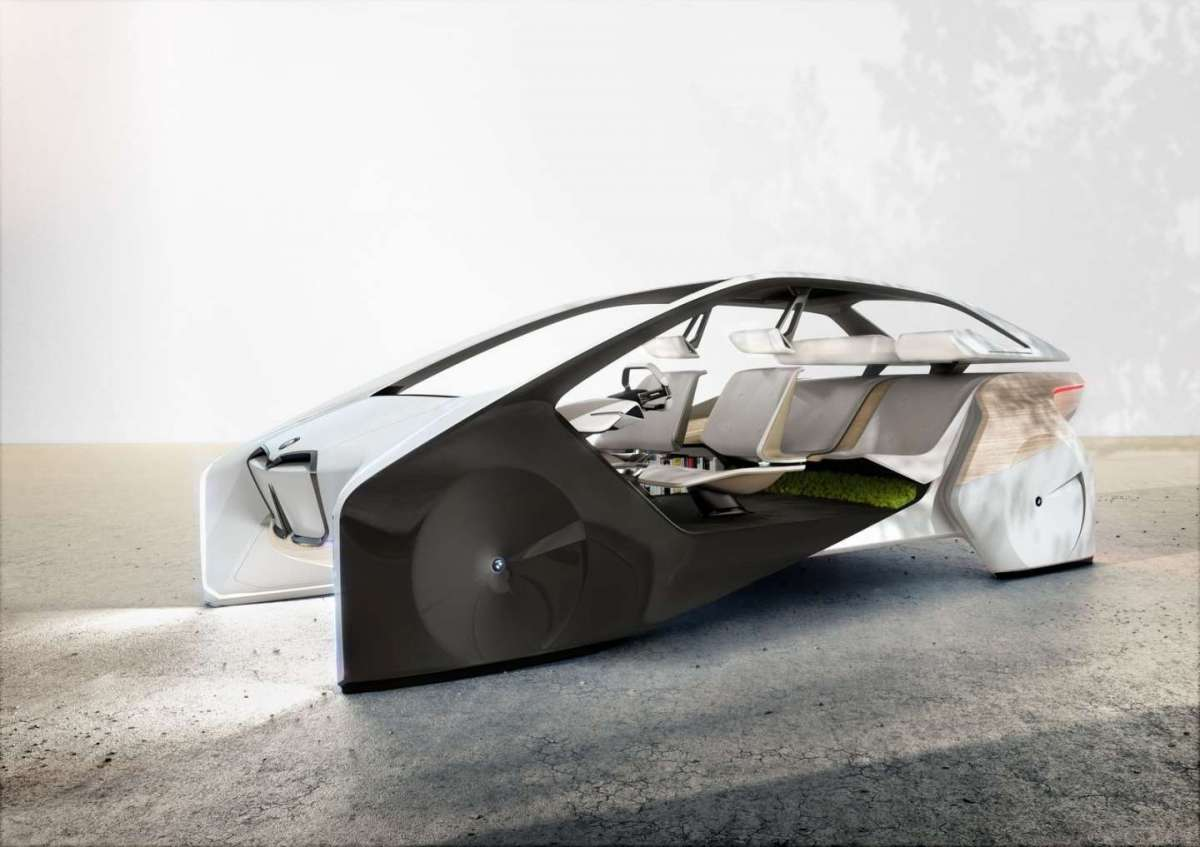 BMW i Inside Future Concept