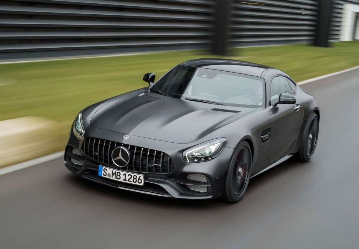 Mercedes AMG GT C Coupe 50 Edition