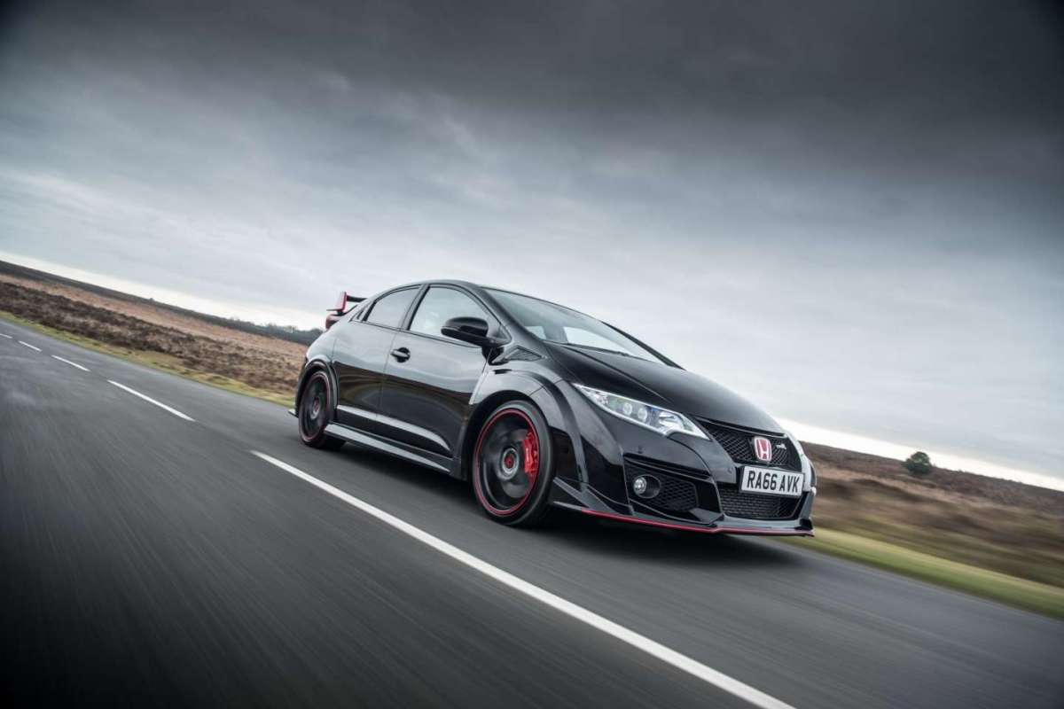 Honda Civic Type-R Black Edition