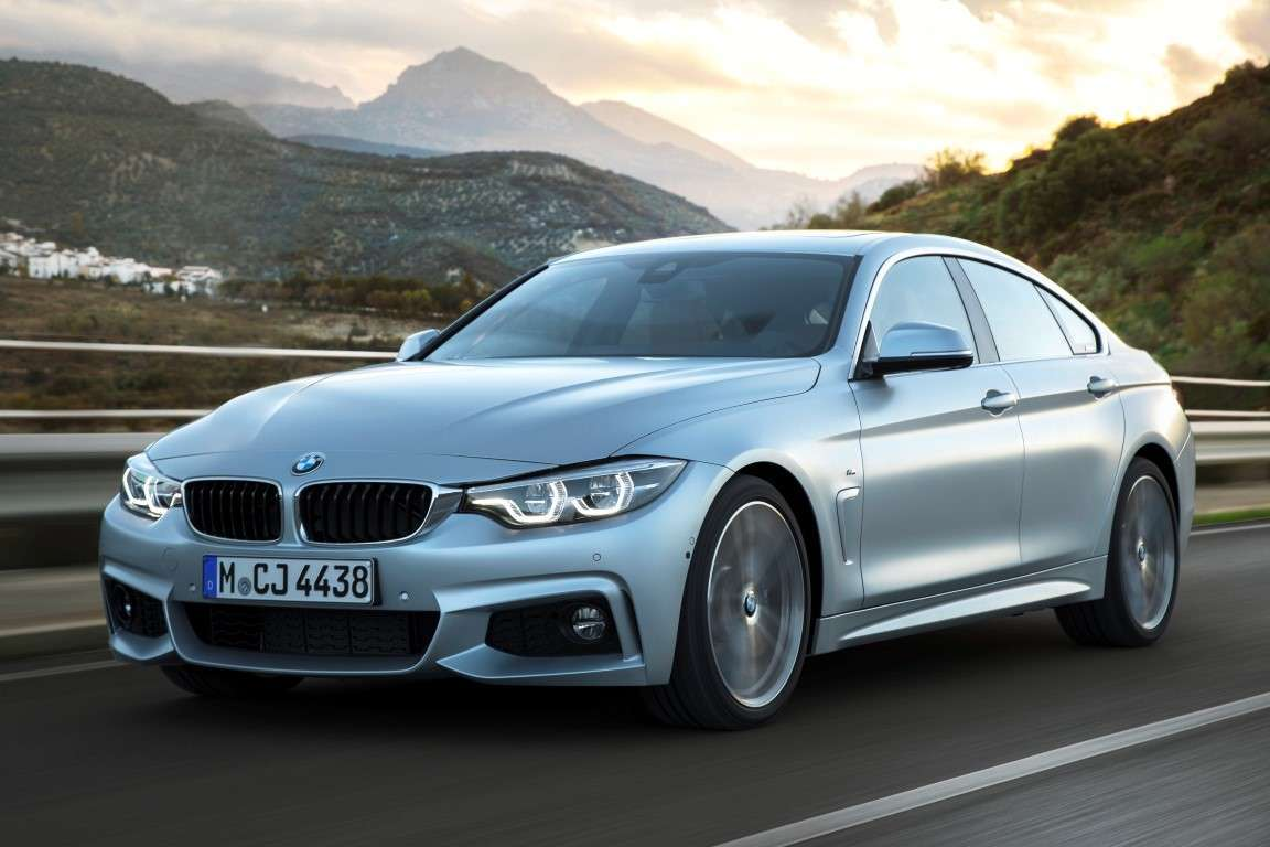 BMW Serie 4 Gran Coupe 2017