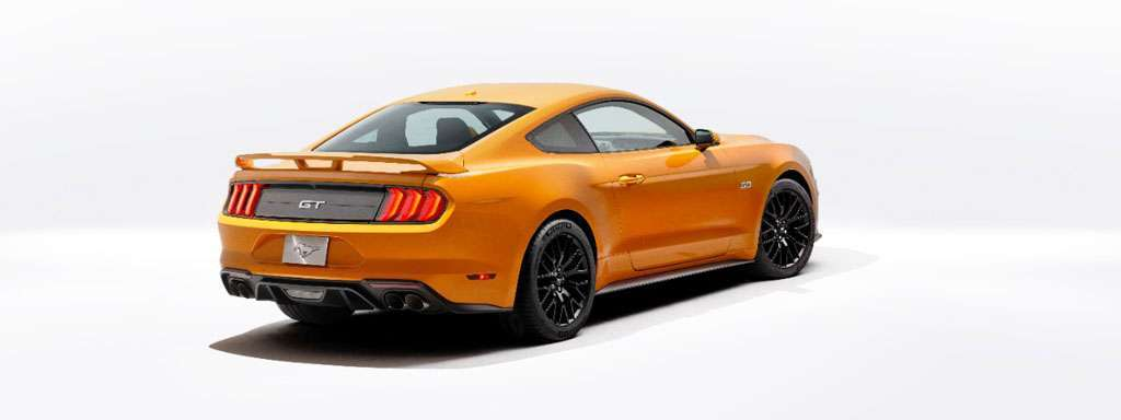 Ford Mustang 2018 cambio automatico