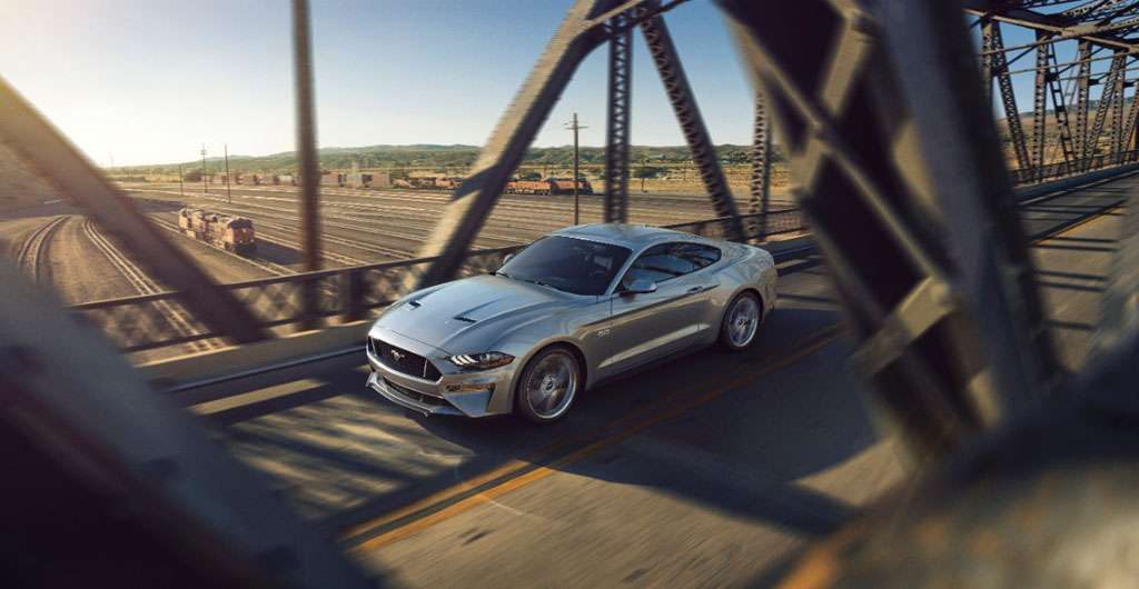 Ford Mustang 2018 tecnologia