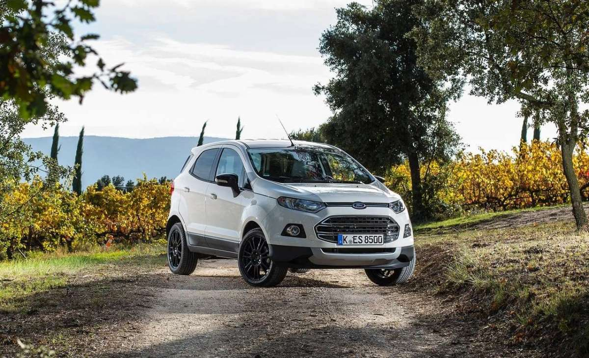 Motori di Ford Ecosport restyling