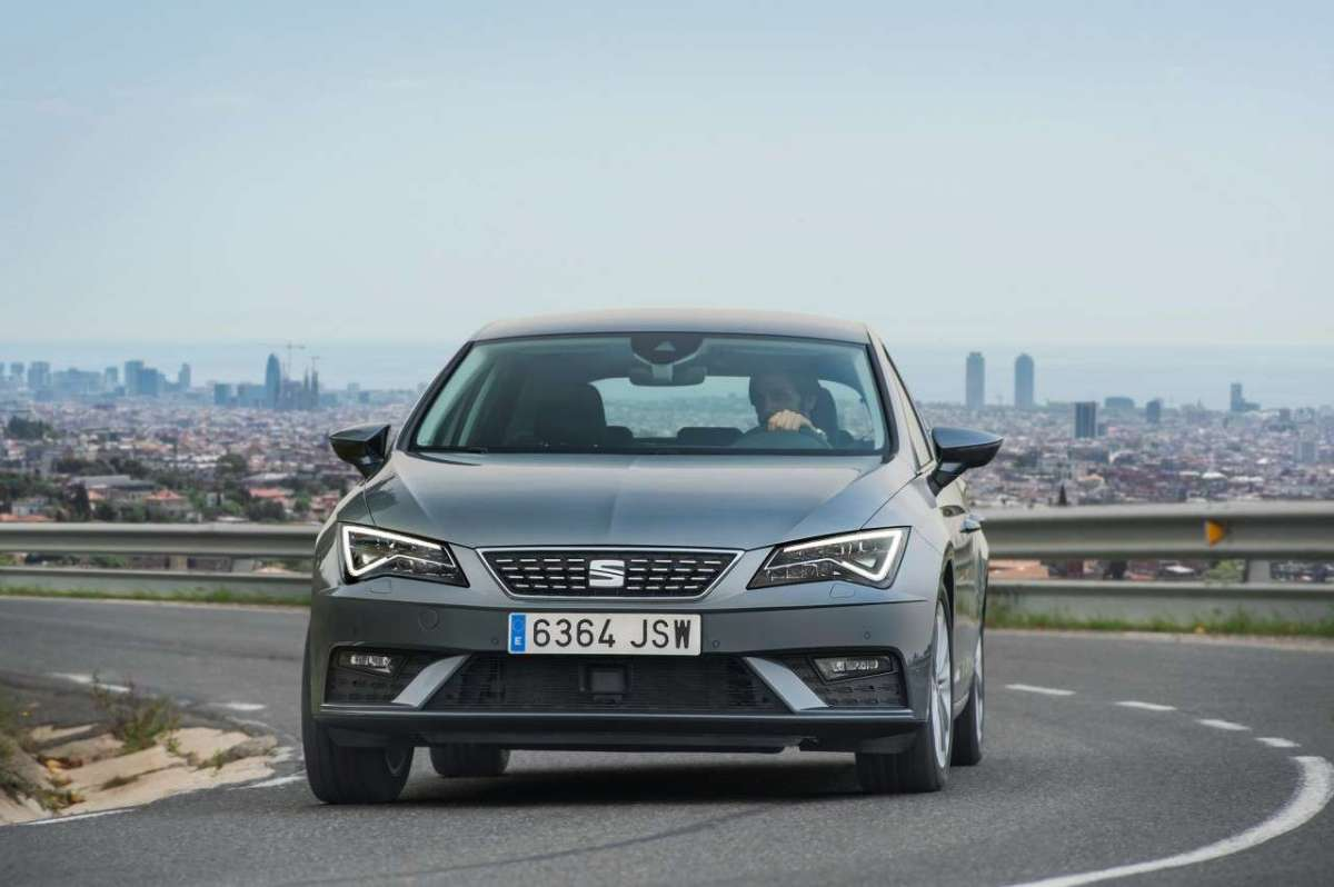 Nuova Seat Leon Restyling 2017
