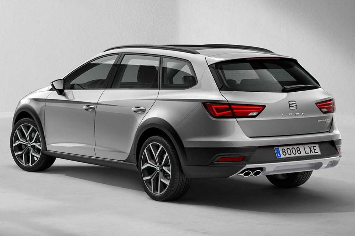 seat leon st x perience 2017 foto allaguida. Black Bedroom Furniture Sets. Home Design Ideas