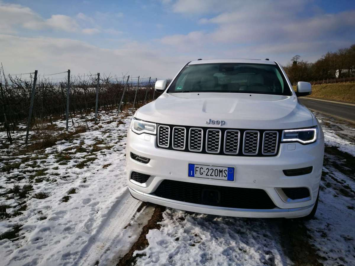 Mascherina Grand Cherokee MY 2017