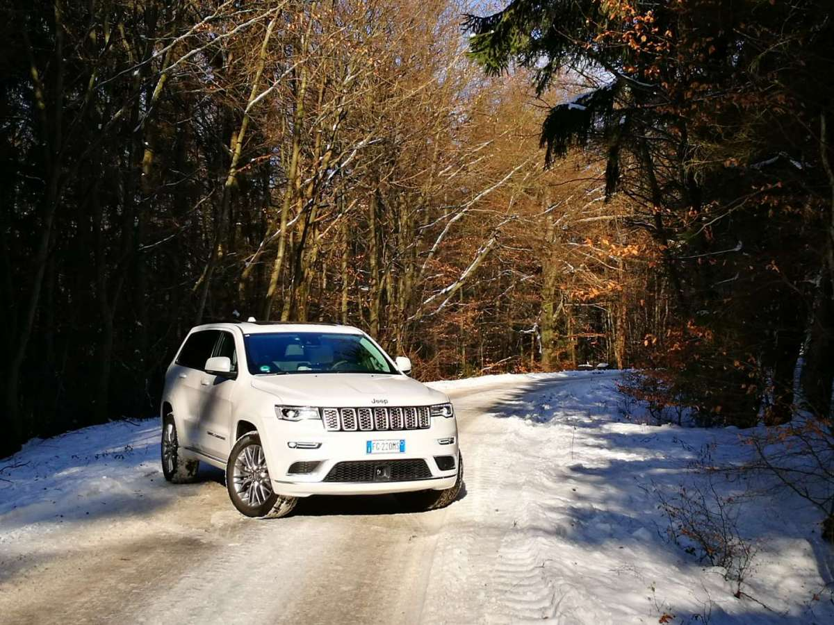 Jeep Grand Cherokee 2017 Summit