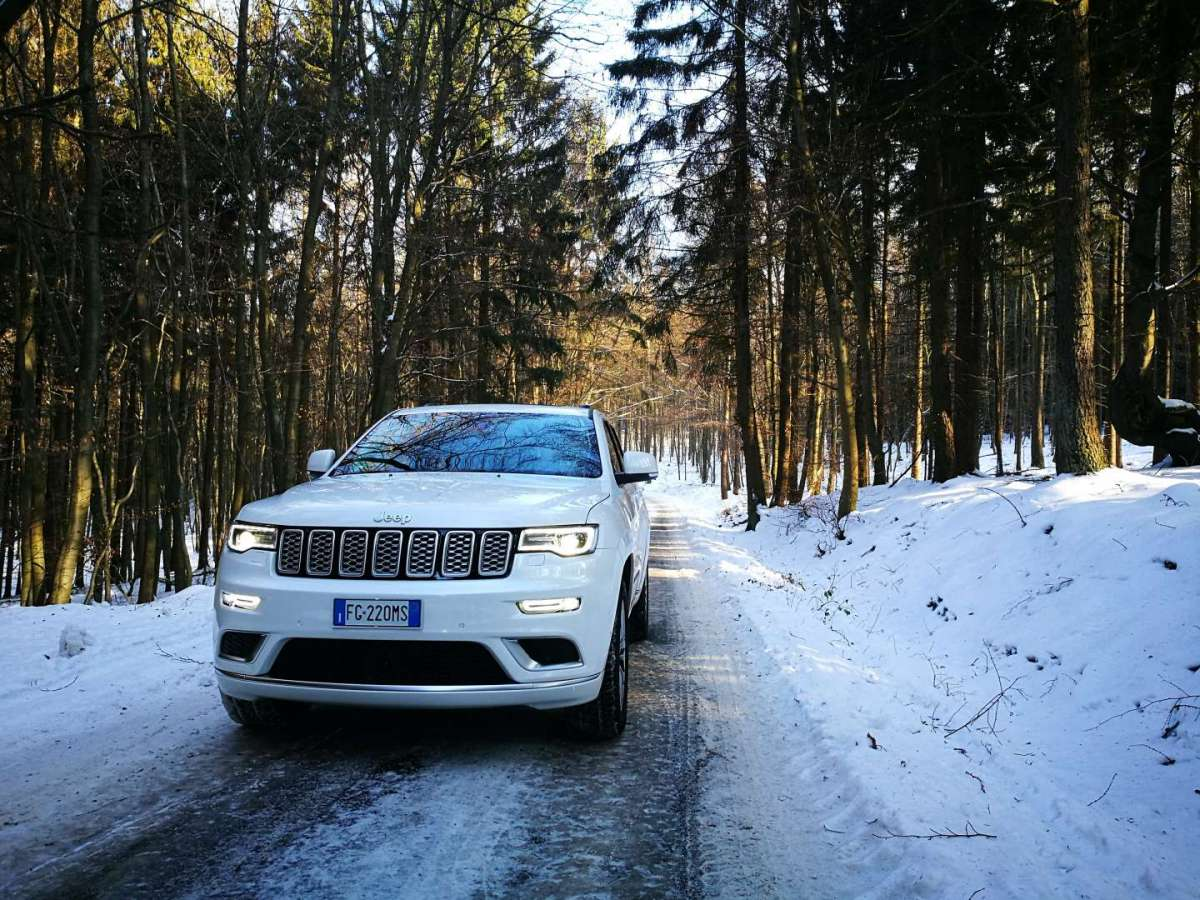 Luci a LED Jeep Grand Cherokee 2017