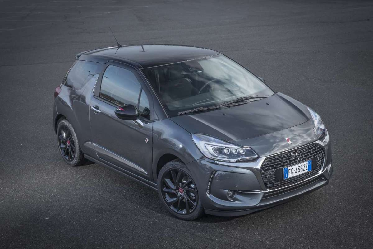 DS 3 Performance Line statica