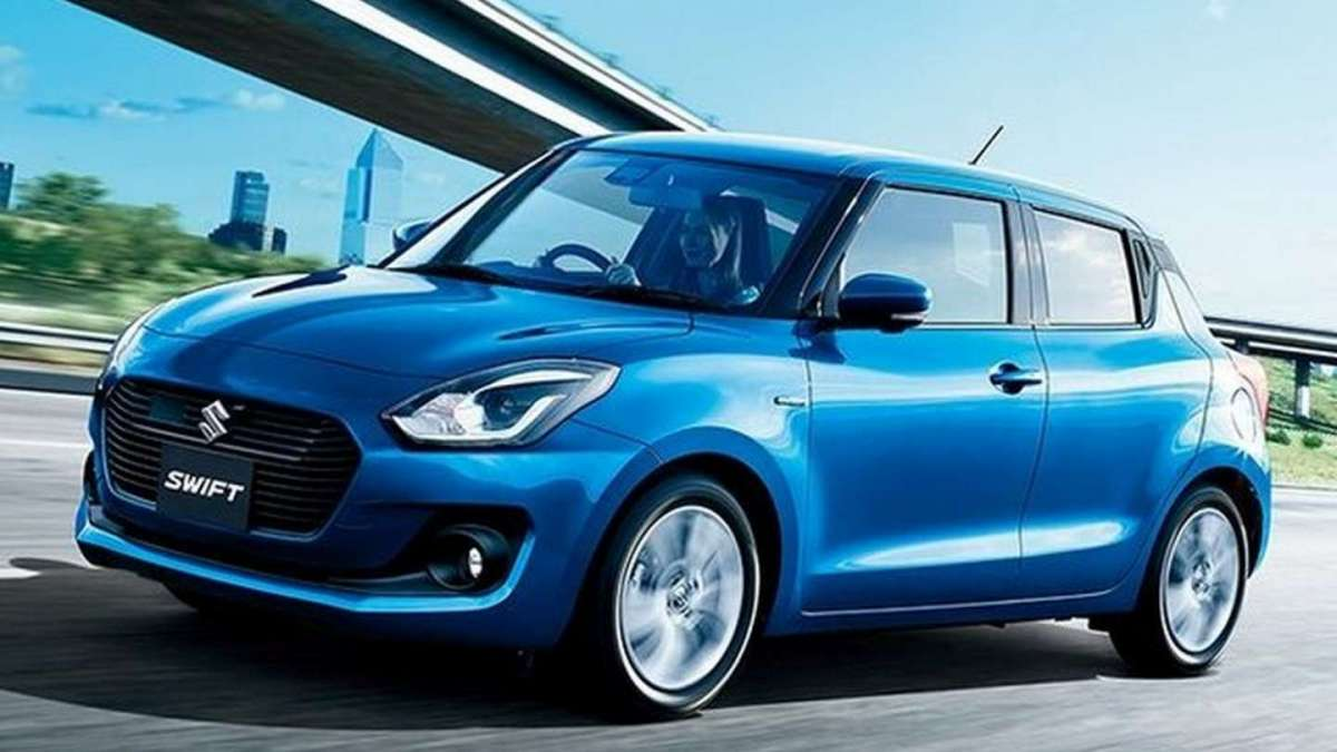 Nuova Suzuki Swift 2017