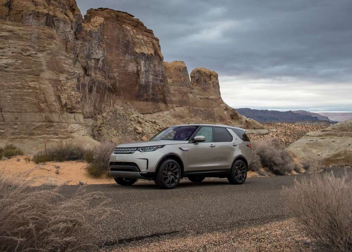 Foto Land Rover Discovery Sd4 2017