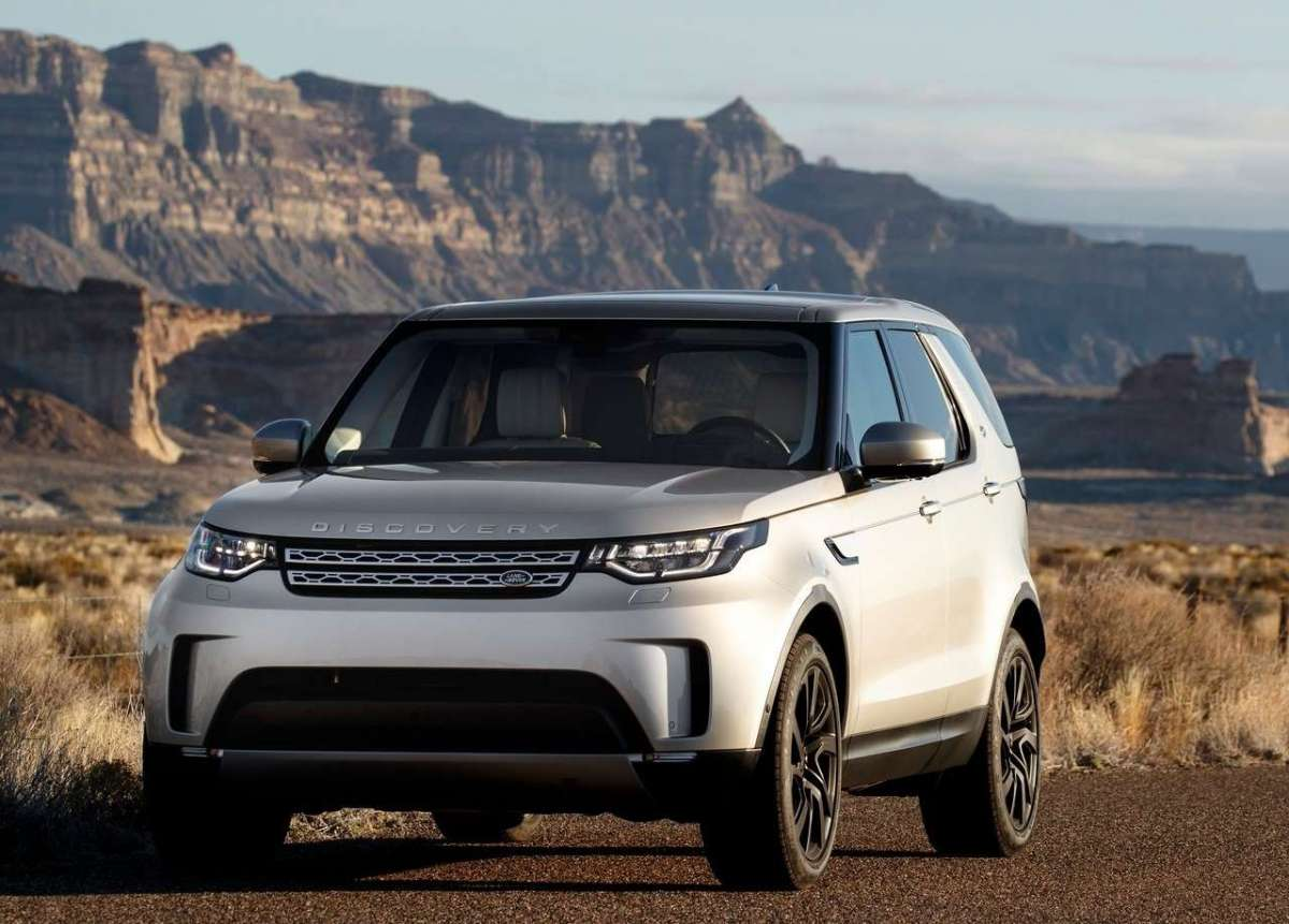 Opinioni Land Rover Discovery Sd4 2017
