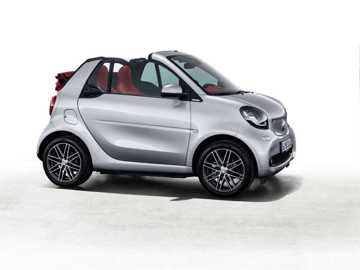 Smart ForTwo Brabus Edition #2 laterale
