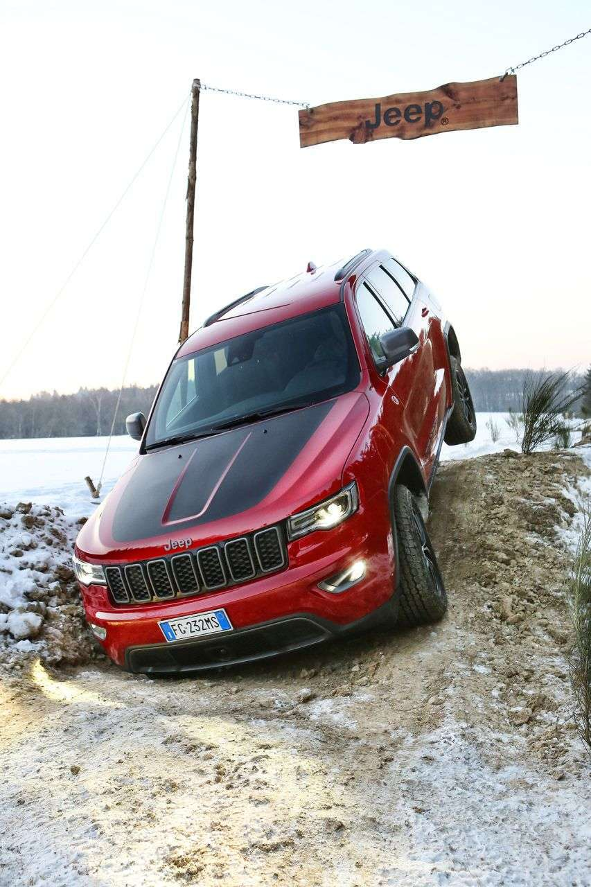 Jeep Grand Cherokee Trailhawk MY2017