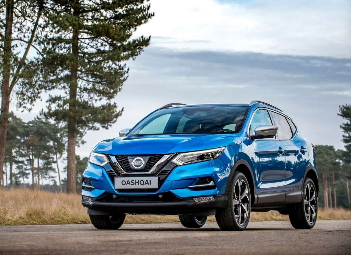Nuovo Nissan Qashqai 2018 restyling