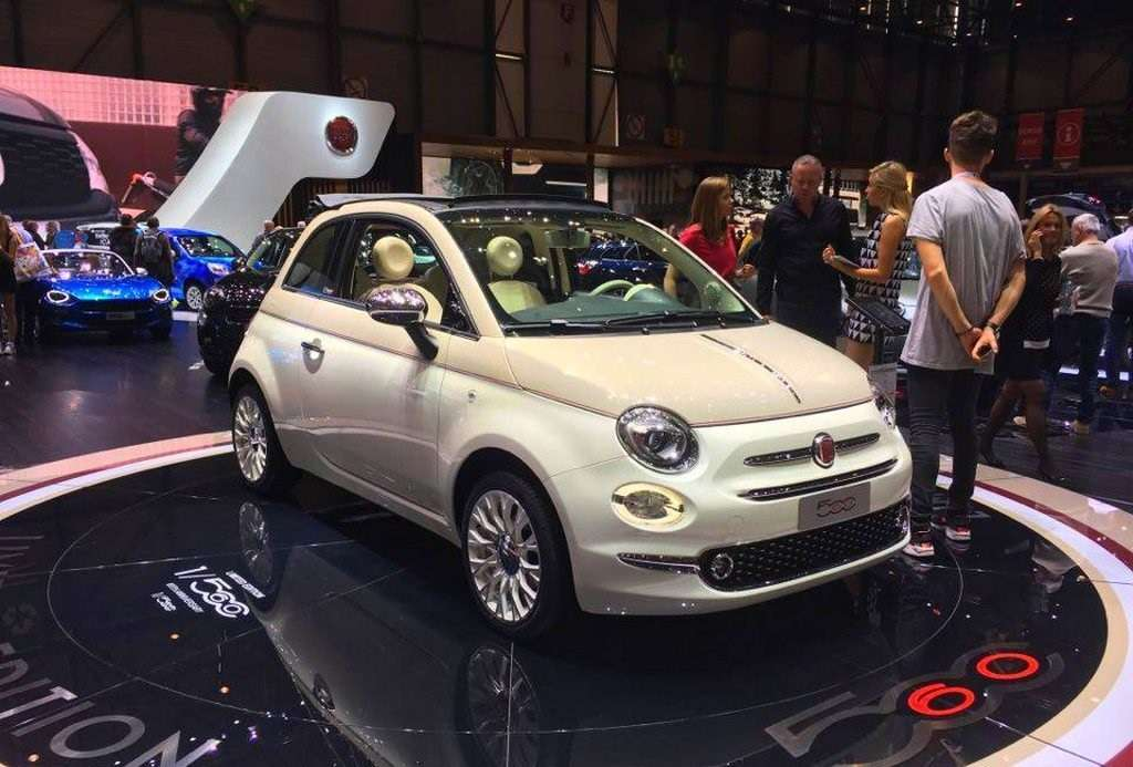 Serie speciale Fiat 500