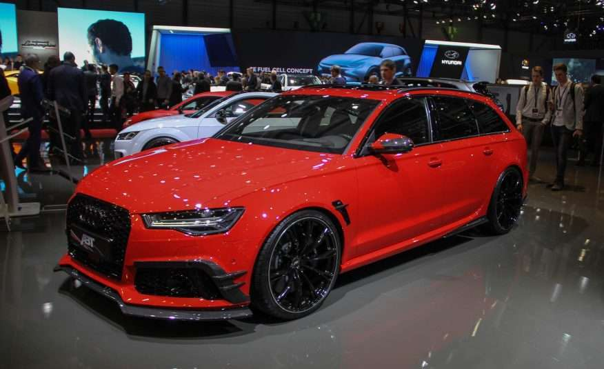 ABT RS6+ (Audi RS6)