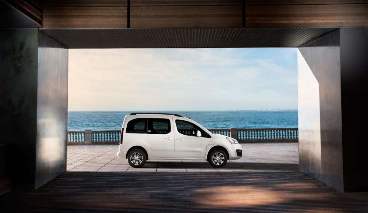 Citroen E-Berlingo Multispace dimensioni