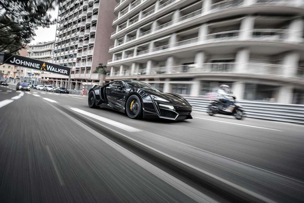 Auto più costose al mondo W Motors Lykan Hypersport