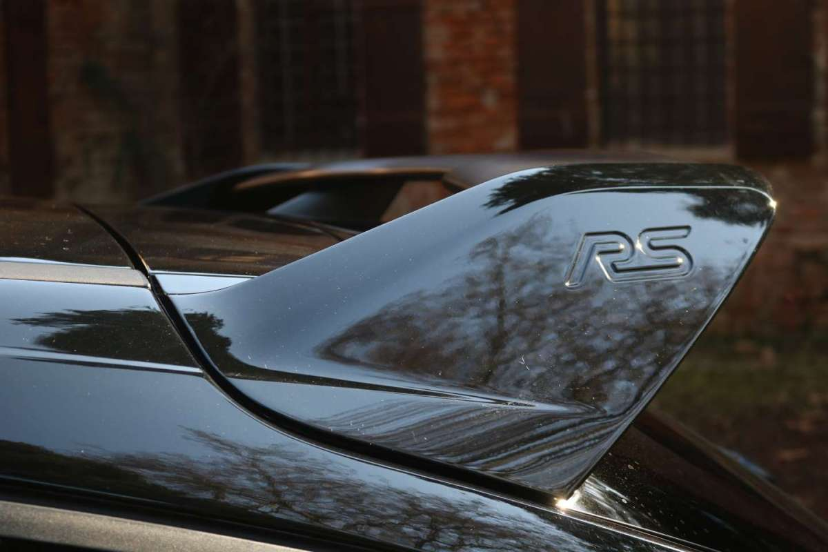 Spoiler Ford Focus RS