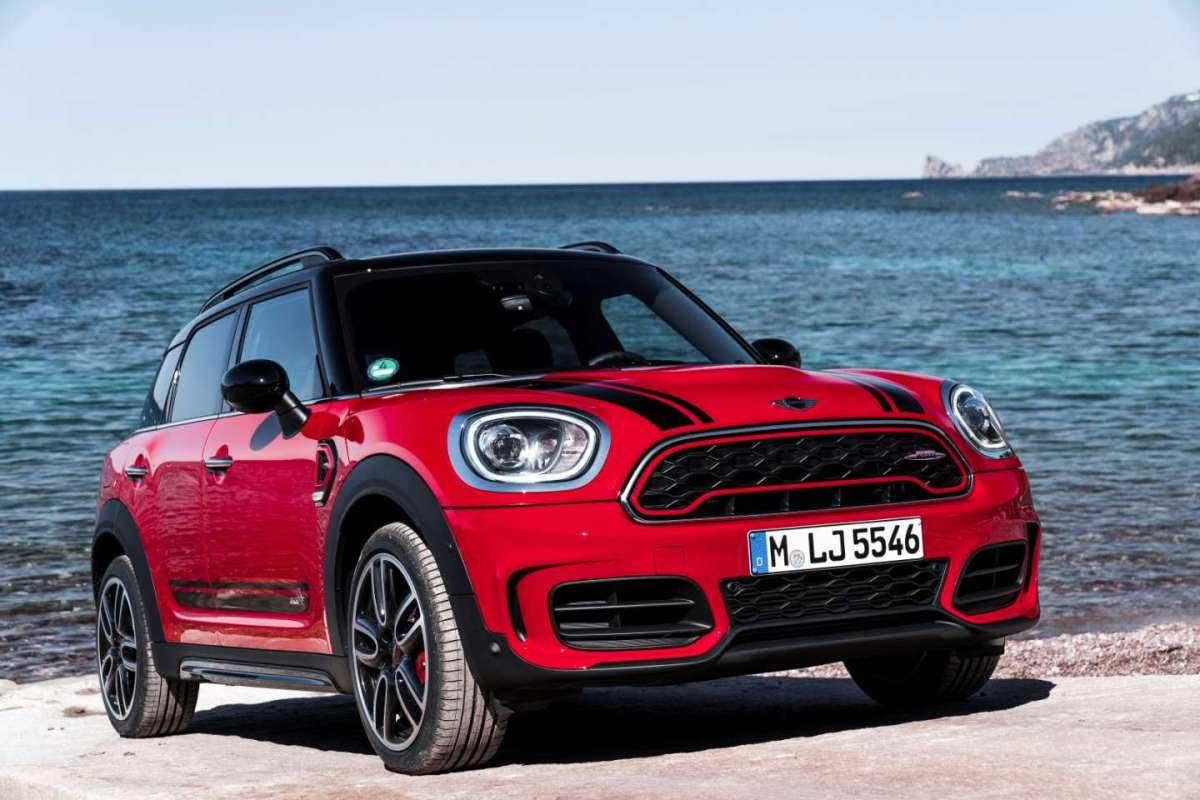 Nuova MINI Countryman John Cooper Works