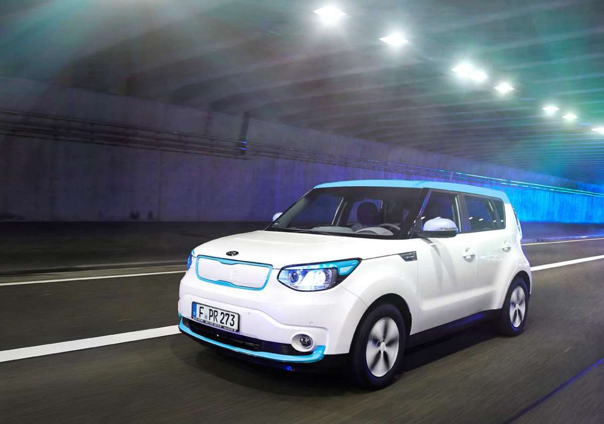 Kia Soul ECO Electric 2017