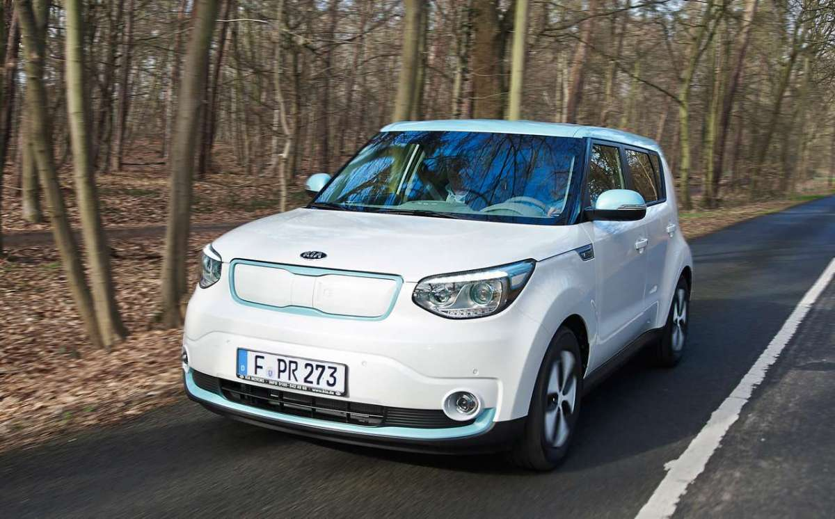 Kia Soul ECO Electric