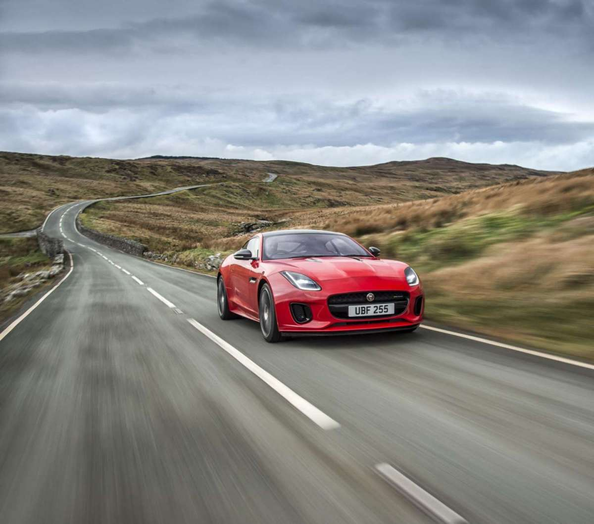 Jaguar F-Type turbo