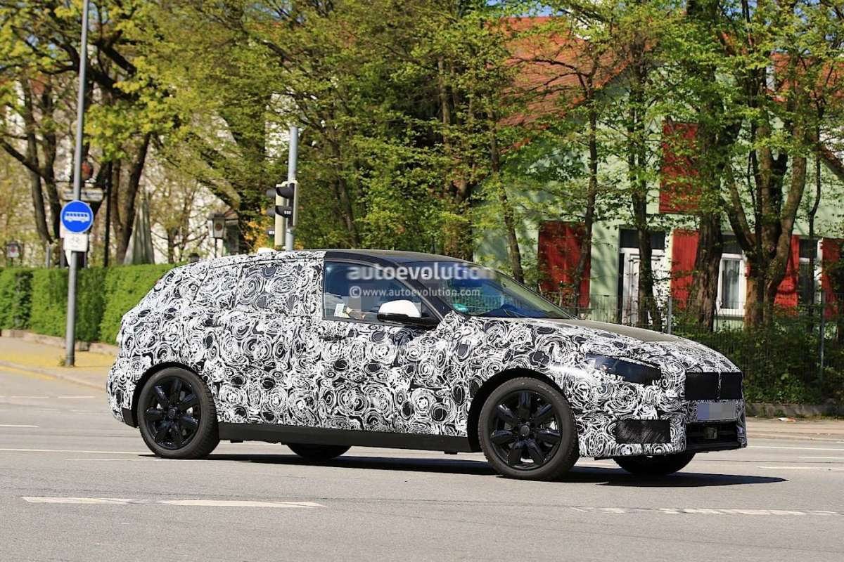 BMW Serie 1 2019 facelift