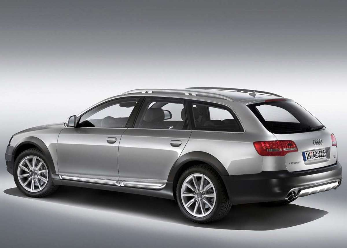 Audi A6 2009 Allroad restyling
