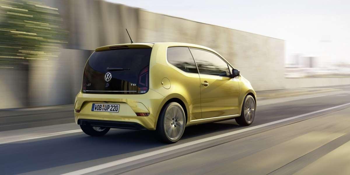 VW Up! posteriore