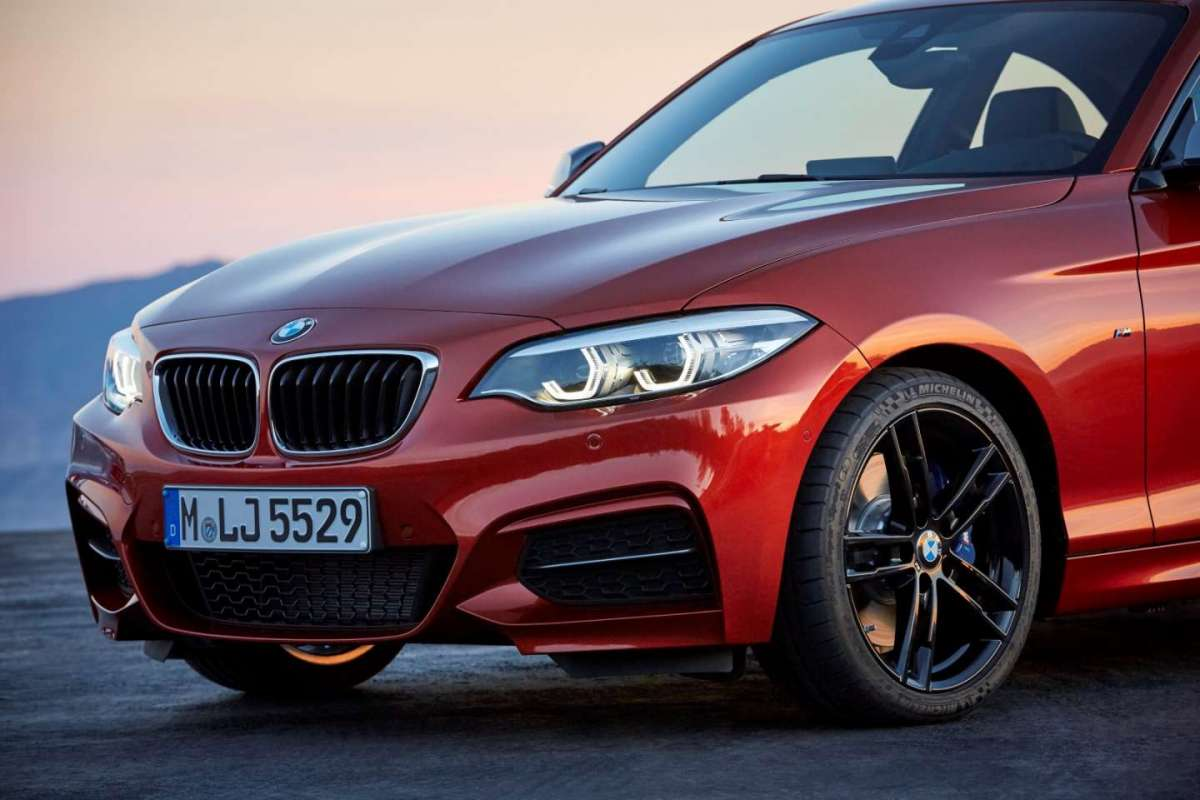 Motori di BMW Serie 2 coupe restyling 2017