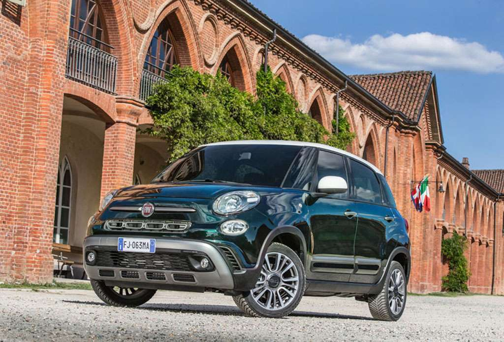 Fiat 500L Cross 2017, il crossover
