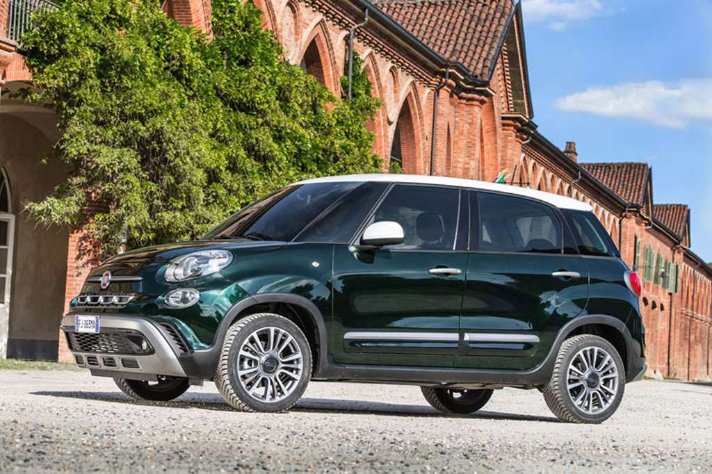 Fiat 500L Cross 2017 design