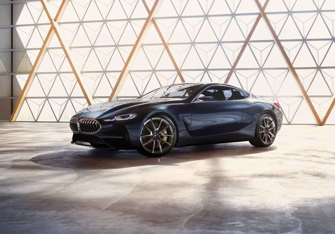 Nuova BMW Serie 8 Coupe