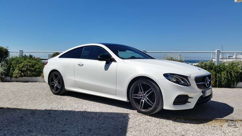 Mercedes Classe E Coupé, test drive