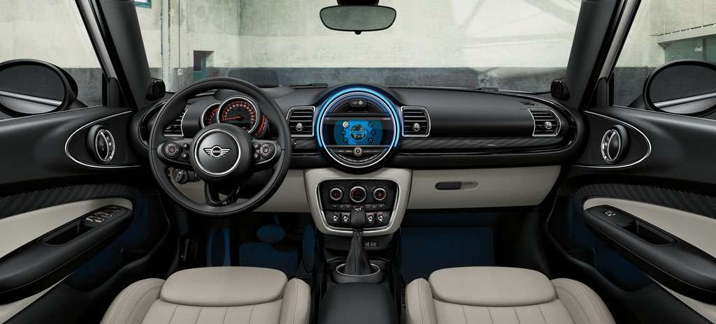 Mini One Countryman interni