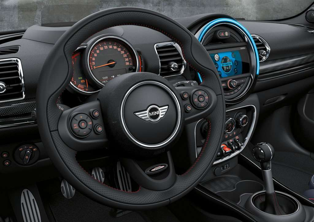 Mini One Countryman volante