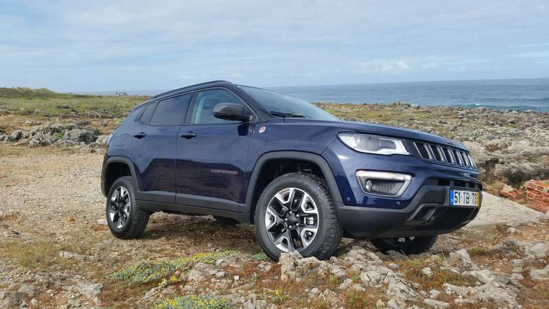 Jeep Compass dimensioni