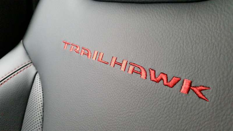 Jeep Compass Trilhawk