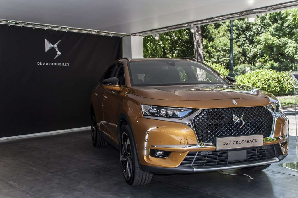 Parco Valentino 2017 DS7 Crossback