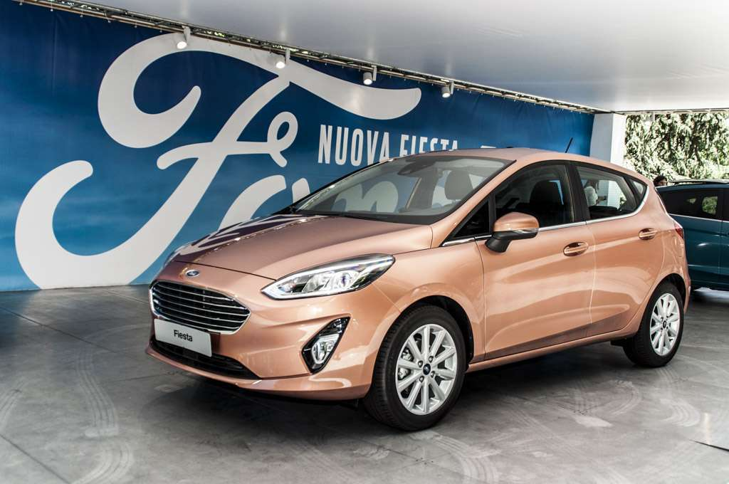 Parco Valentino 2017 Ford Fiesta
