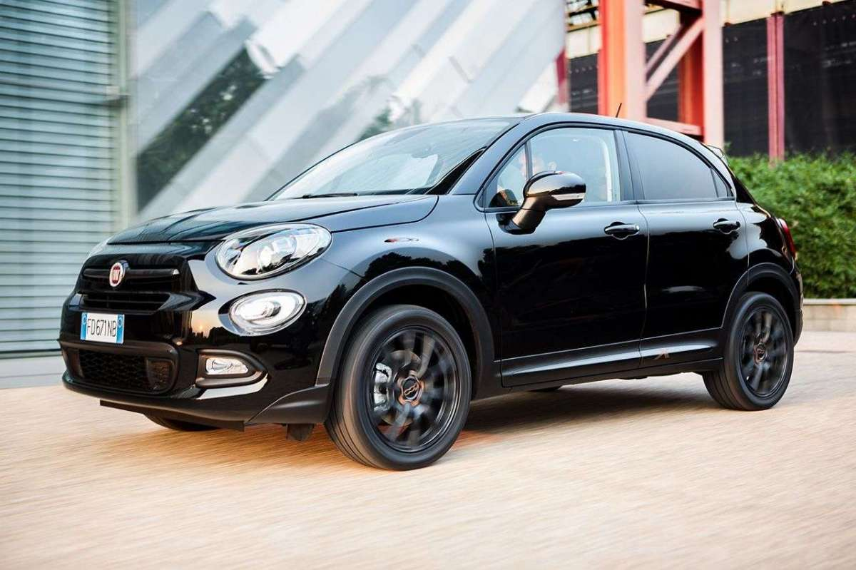 Fiat 500X S-Design City Look